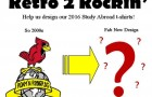 Study Abroad unit hosts T-shirt redesign contest article thumbnail