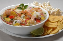 An image of Ceviche De Camaron from Nestle.