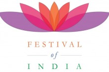 logo for Festival of India