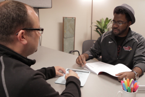 Video: 3 students find their future at ISU's Career Center article thumbnail