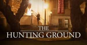 poster for movie the hunting ground