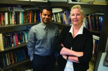 E-government researchers Arafat Kabir and Professor Michaelene Cox