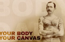 logo for your body your canvas exhibit