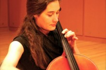 image of Cellist Adriana Ransom
