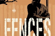 image from the poster for Fences play