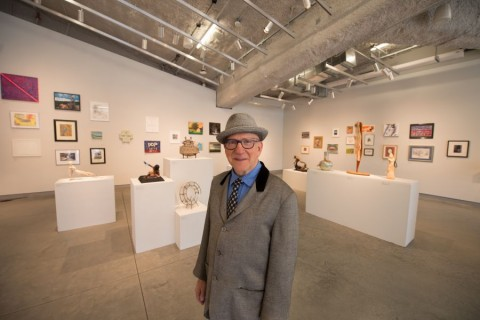 Alumni artists star in new University Galleries show article thumbnail
