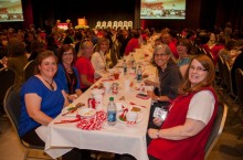 image from the Faculty-Staff Luncheon
