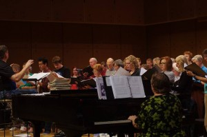 image of the Civic Chorale