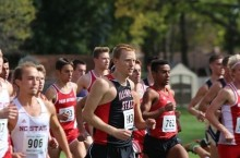 image of Illinois State men's Cross Country