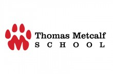 Thomas Metcalf School Identity logo