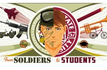 Soldier Student graphic
