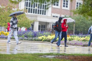 Water, water everywhere: Water conservation efforts on campus article thumbnail