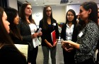 Nursing students, alumni network at Downers Grove event article thumbnail