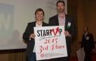 Technology graduate student places third in Startup Showcase article thumbnail