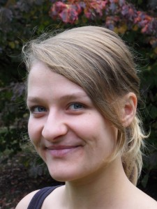 Sabine Knöner, a Ph.D. student at Humboldt University, Berlin is a visiting Scholar at Illinois State.