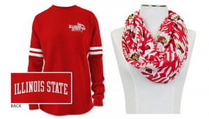 Spirit jersey and scarf