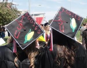Agriculture mortarboards