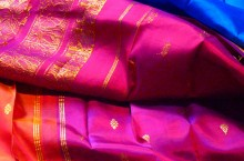 colored cloths
