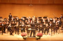 ISU Wind Symphony in action
