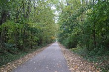 Constitution Trail in Normal