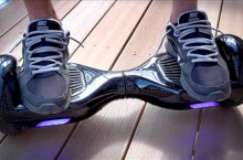 image of a hoverboard