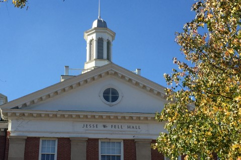image of Fell Hall at Illinois State University