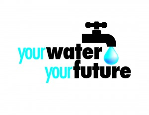 logo for Your Water, Your Future