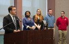 ISU students, local partners call for end to state budget impasse article thumbnail