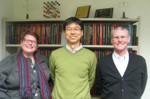Susan Hildebrant, Jun-Hyun Kim, and Ross Kennedy