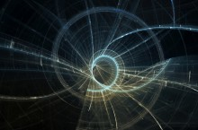 rendering of quantum mechanics