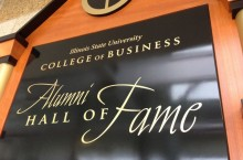Hall of Fame COB board