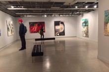Image of transpace gallery at Illinois State