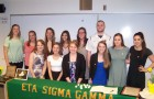 Eta Sigma Gamma initiation held article thumbnail
