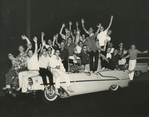 Photo of car from 1959
