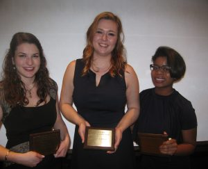 Picture of Kelly Franklin, Madeline Herrman, and Khandi Wright