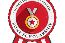 Bone Scholarship badge