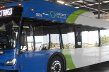 image of Connect Transit bus