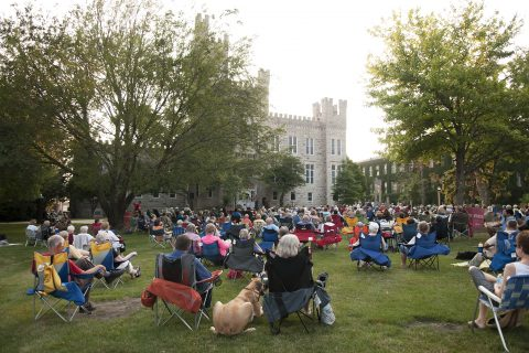 Concerts on the Quad series to begin June 27 article thumbnail