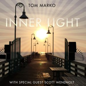 The cover of the new CD by Tom Marko and the Inner Light.