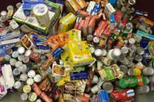Annual Civil Service Food Drive raises $500
