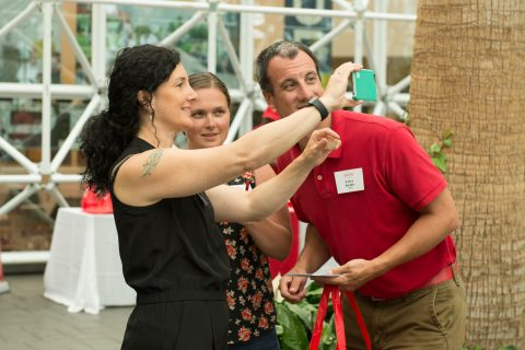 Photos and video from Chicago alumni event at Navy Pier article thumbnail