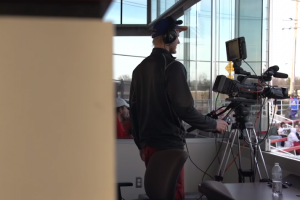 Video: Students get hands-on experience with Redbird TV broadcasts article thumbnail
