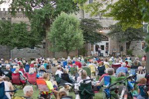 Concerts on the Quad series returns, Mondays beginning July 3 article thumbnail