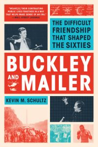 Buckley and Mailer book cover