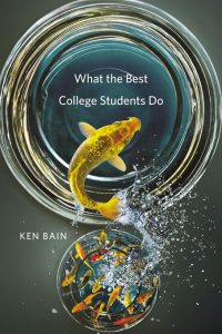 What the Best College Students Do book cover