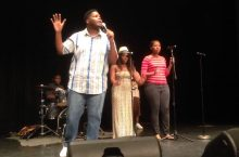 image of Erik Kirk and the Praise and Worship Team