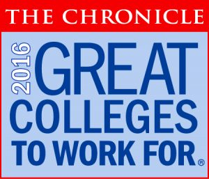 Great Colleges to Work For logo