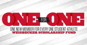 Weisbecker Scholarship Fund has a goal to have one new member for every Illinois State student-athlete.
