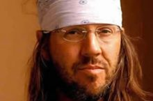 Author and former Illinois State professor David Foster Wallace.