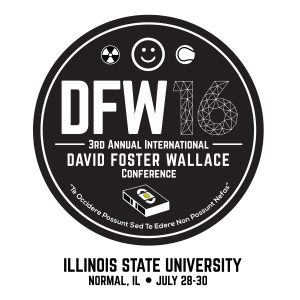 David Foster Wallace conference logo